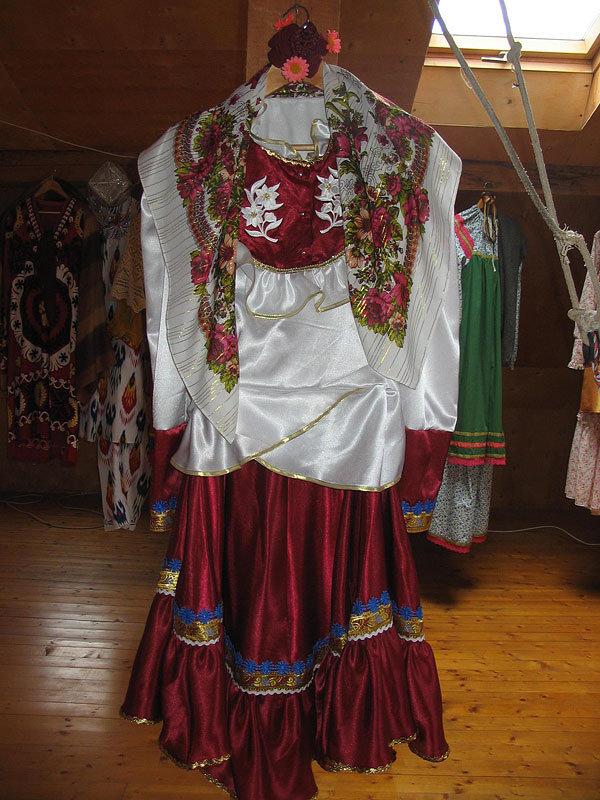 Женский Кубанский Костюм